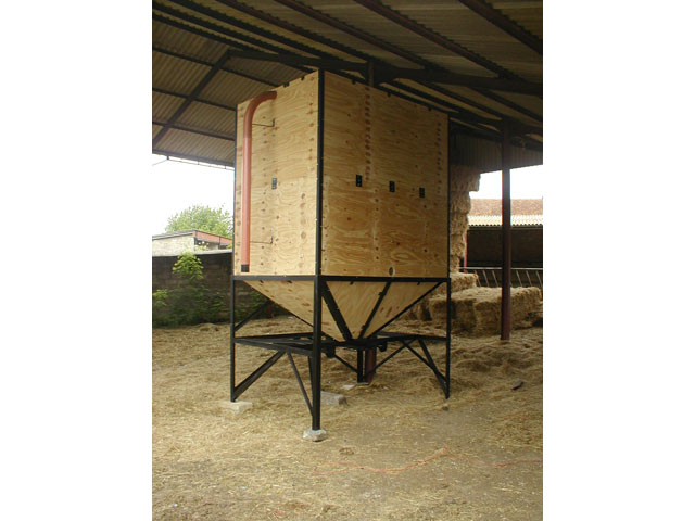 Feed Bins Symms Fabrication Agricultural And Small