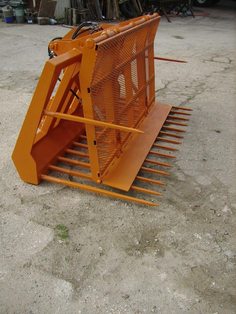 Push Off Buckrake Farm Equipment Symms Fabrication